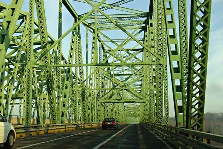 Bridge over Missouri